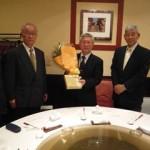 須田繁先生退職祝賀会を開催